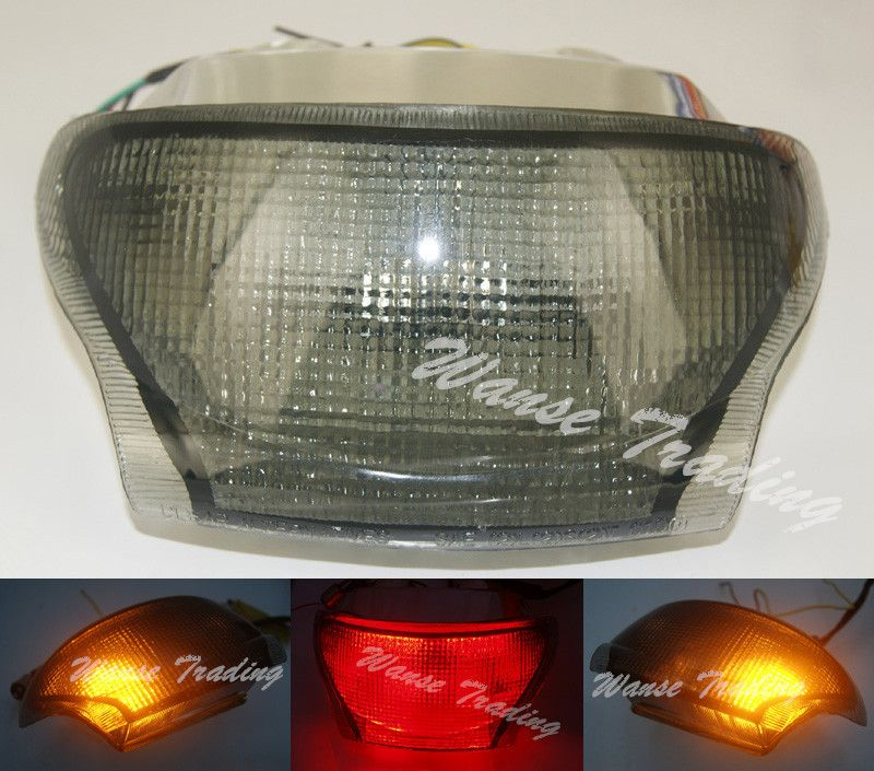 Tail Brake Turn Signals Integrated Led Light Smoke For Triumph Daytona T595 1997 1998 955i 1999 2001 Speed Triple T50 Led Lights Motorcycle Accessories Triumph