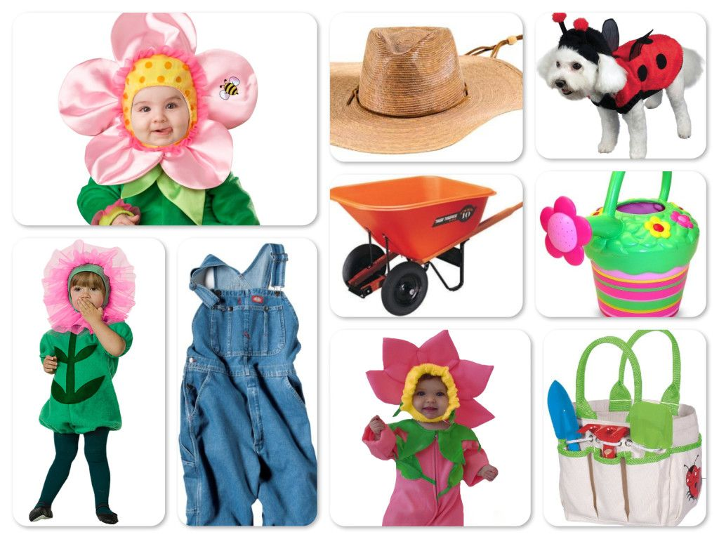 Mommy Daddy & Me Gardening Costumes | Crafts | Pinterest | Costumes