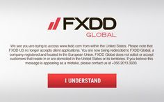 Fxdd forex trading as 98 stifel investments