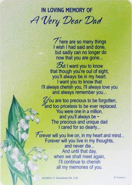 Love & miss my Daddy   Books, Quotes & Funnies   Miss you