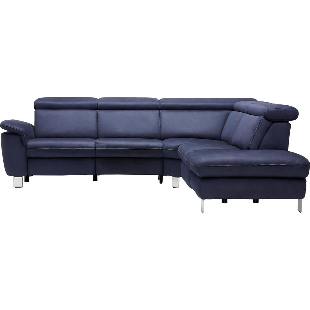 Ecksofa Cantus Cantus Wohnlandschaft Blau In 2019 Sofas Couches Sofa Couch