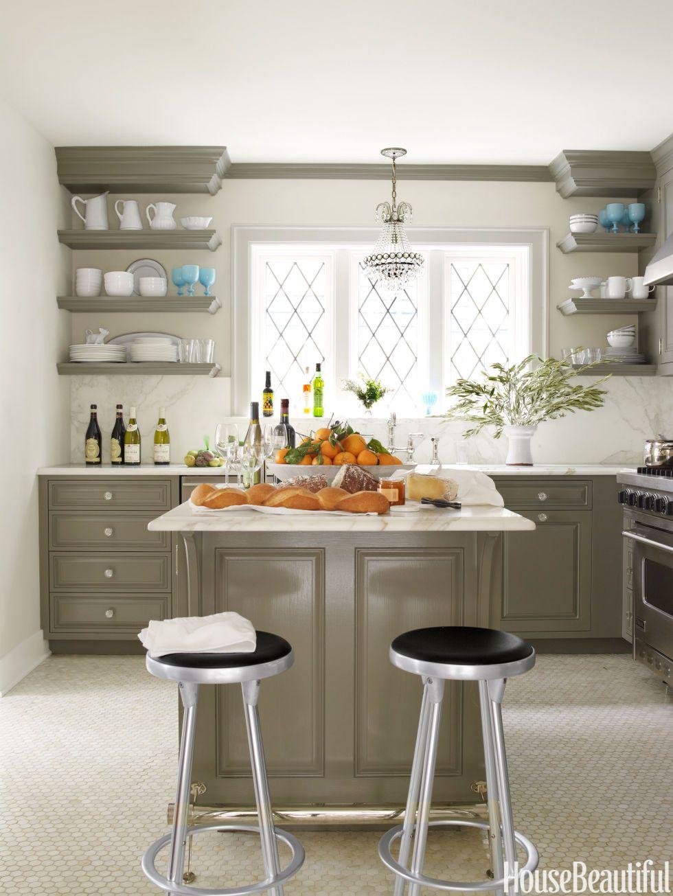 30 dreamy kitchen paint colors and ideas | popular kitchen colors
