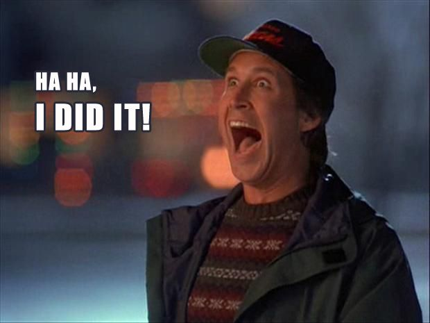 Funny Chevy Chase Christmas Memes 2020 National Lampoon's Christmas Vacation   24 Pics | Bacon Wrapped