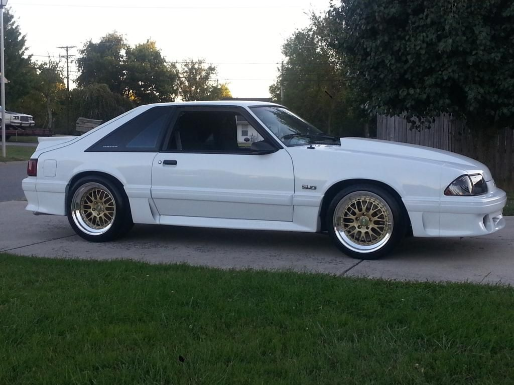 Fox Body Wheels >> Foxbody Wheel Picture Thread Page 205 Ford Mustang Forums