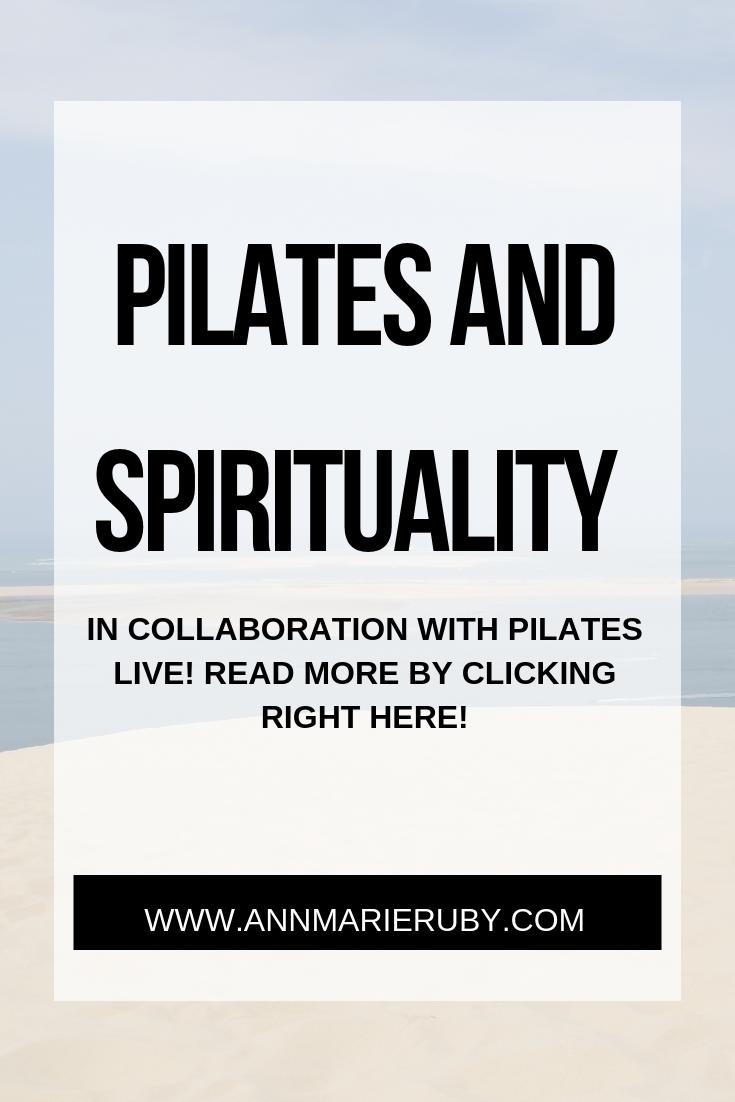 PILATES AND SPIRITUALITY (PILATES LIVE UK) Pilates, Yoga