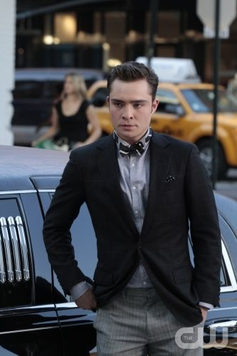 """Easy J""--   Pictured  Ed Westwick as Chuck Bass Gossip Girl   PHOTO CREDIT: GIOVANNI RUFINO/ THE CW ©2010 THE CW NETWORK. ALL RIGHTS RESERVED"