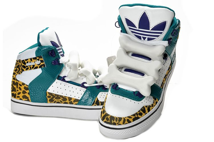 Jeremy Scott Bones Shoes