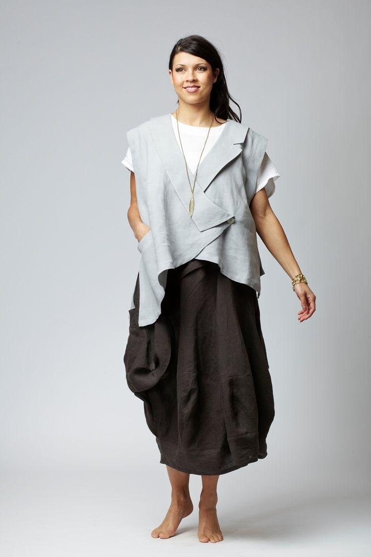 Ayanna natural lagenlook inspiration pinterest dress designs