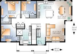 3 Bedroom Bungalow House Plans In Kenya Beautiful Homes Bungalow House Plans Single Storey House Plans House Plans