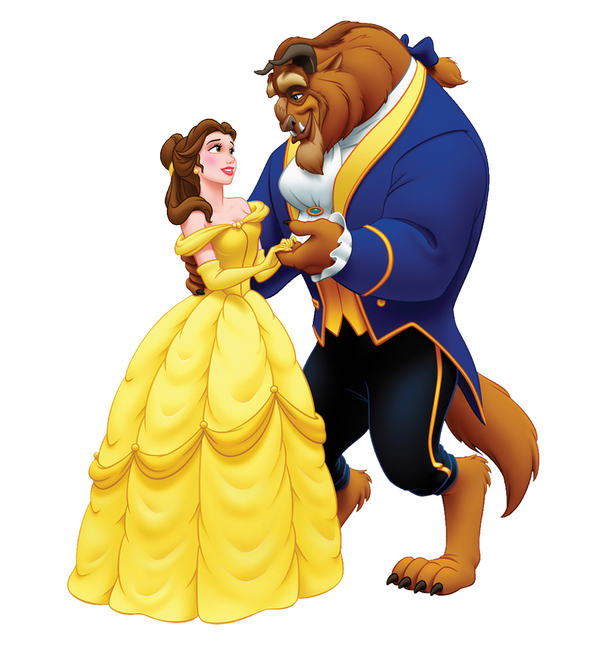 Belleandbeast Png Belle And Beast Belle Beauty And The Beast Disney Images