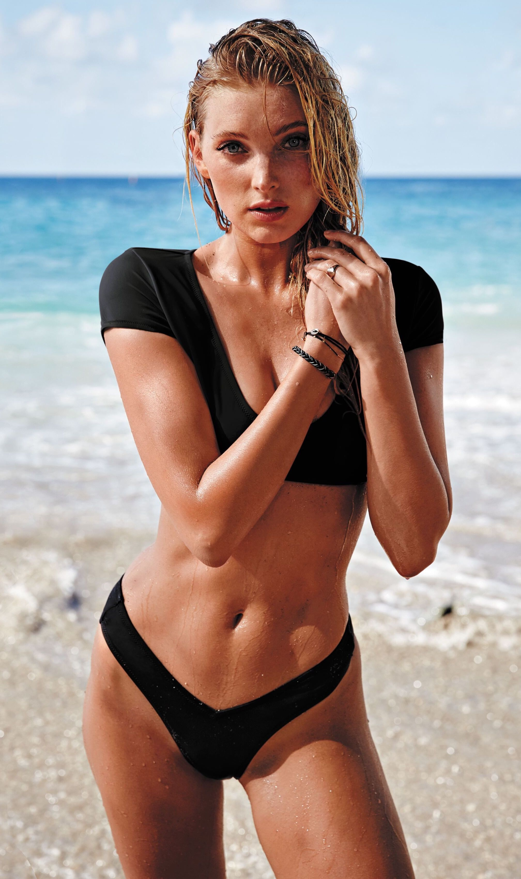 8980c882403c1 Pin by Bronc on Beautifully Fit Women in 2019 | Elsa hosk, Victoria ...