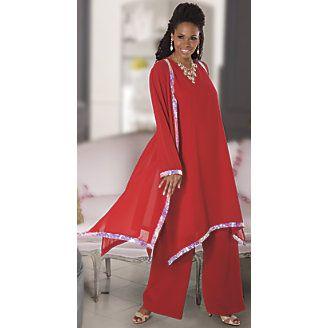 c514434b6 3-Piece Duster Set from ASHRO | Mi stylo | Fashion, African dress ...
