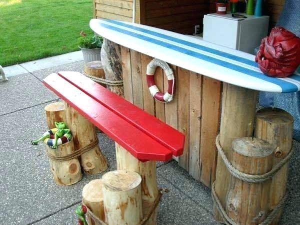 Nautical Garden Nautical Outdoor Decor Awesome Beach Style Outdoor Living Ideas For Your Porch Yard With Regard To N Diy Outdoor Bar Beach Patio Backyard Beach