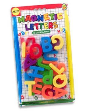 Alex Little Hands String My Abcs 1487 Educational Toy For Preschoolers Alex New