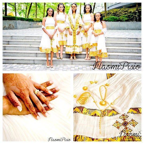 #habesha #wedding #bride #bridesmaids #melse #melsi #details #zuria #habeshalibs #henna #werki #shuruba #habeshabrides