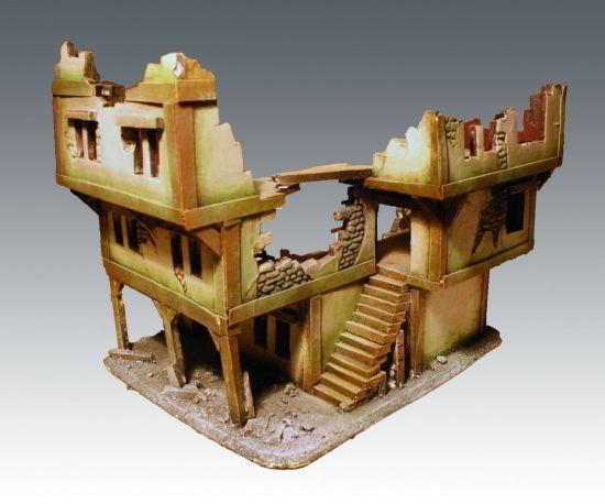 Mordheim Tavern (front) | Mordheim | Pinterest | Game terrain ...