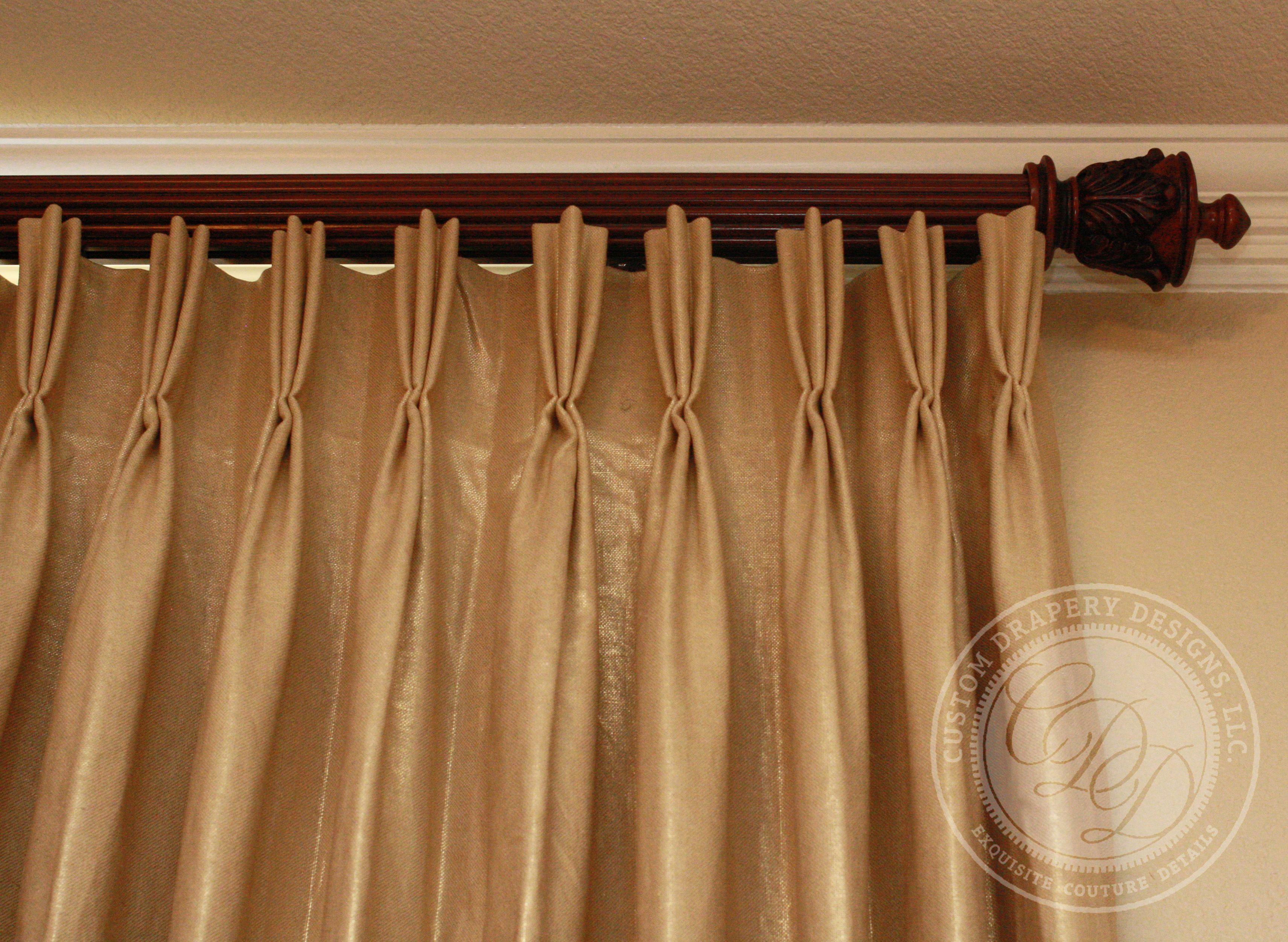 custom drapery designs llc trim