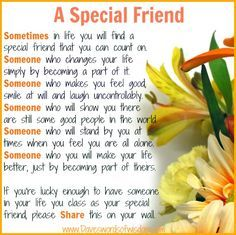 Funny birthday verse for best friend google search verses a special friend friendship quote hello friend friendship quote friend quote poem thinking of you graphic friend poem bookmarktalkfo Choice Image