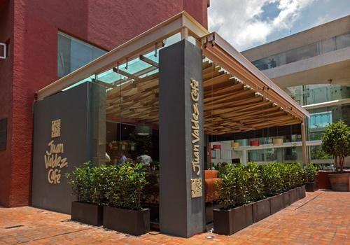 El dise o acerca el xito financiero a las cafeter as cafe design pinterest - Diseno cafeterias modernas ...