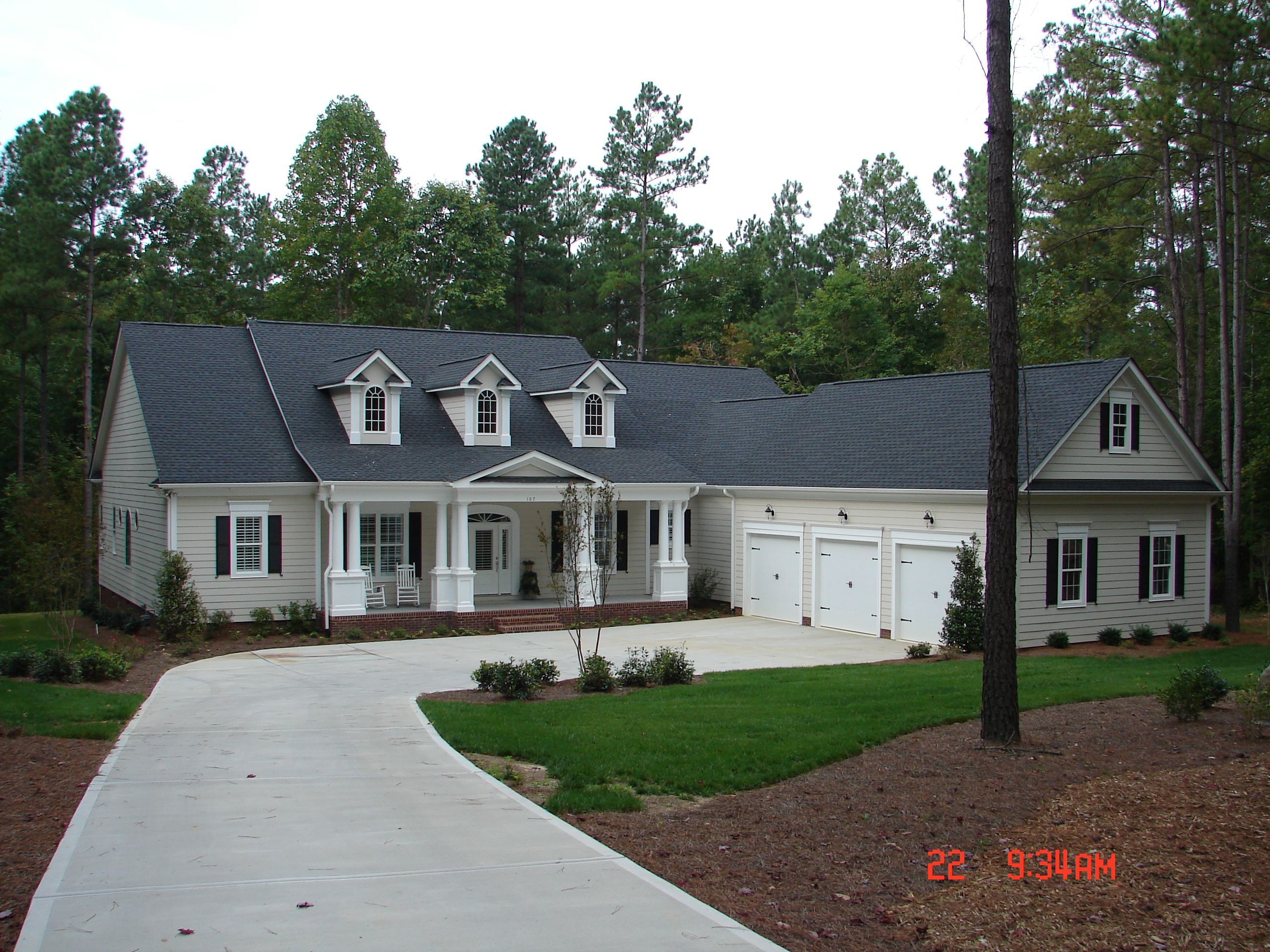 The rileys house and my dream house the laurel for Laurel river house plan