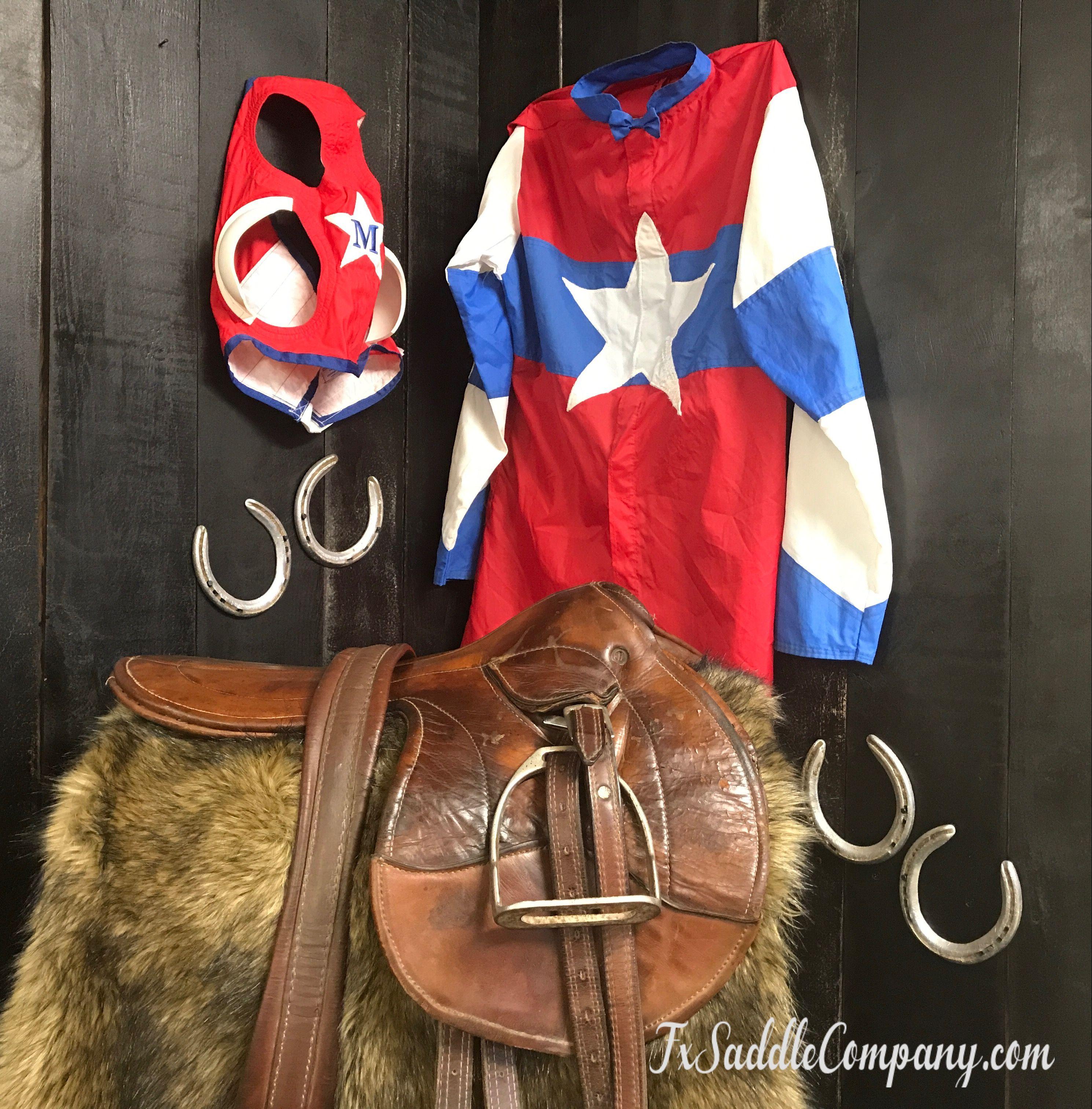 GENUINE CRATE LABEL FLORIDA RIDER JOCKEY VINTAGE HORSE RACING 1930S EQUESTRIAN