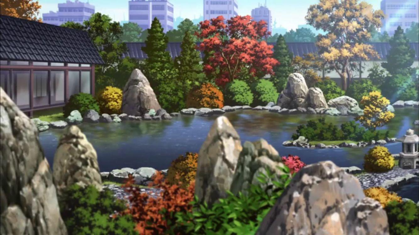 ️👌🏻 ️ Anime scenery, Scenery, Fantasy