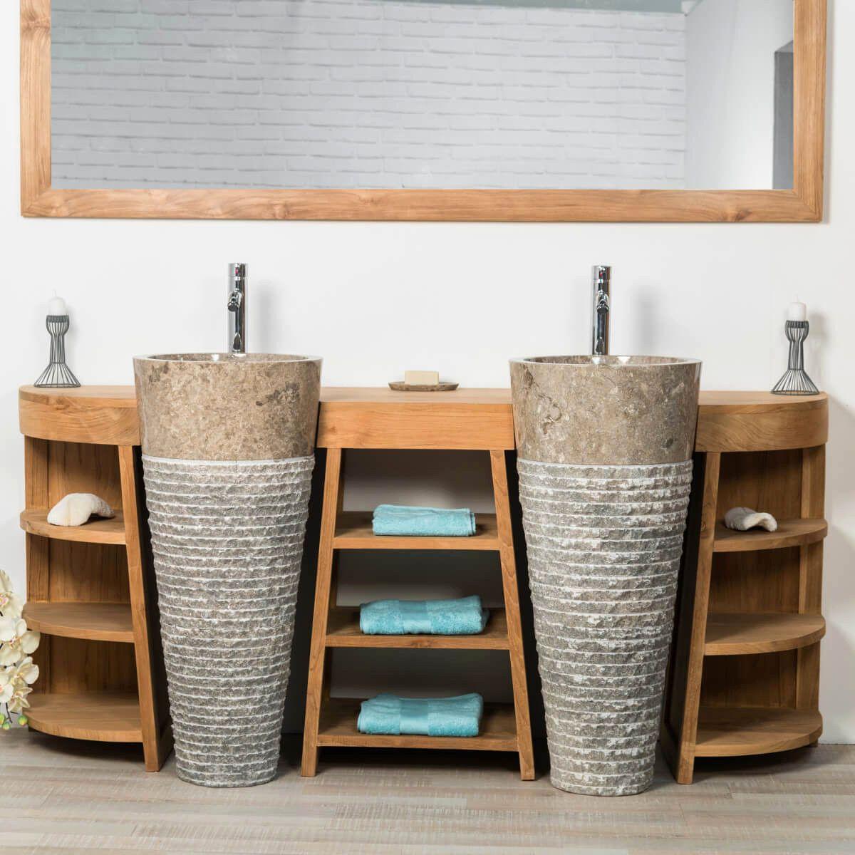 Vasque 120 Cm Beau Meuble Sous Vasque Teck Meuble Sous Vasque 60 Cm Cool Furniture Creative Bathroom Design Repurposed Furniture