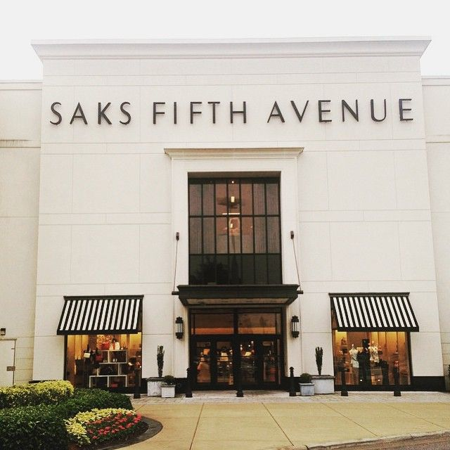 No matter what city you're in #Saks is always a good idea. Snap of @saksraleigh by @vivalakellin. #SaksLife