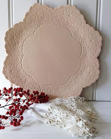Picture of Floral Delight Cake Plate - PINK