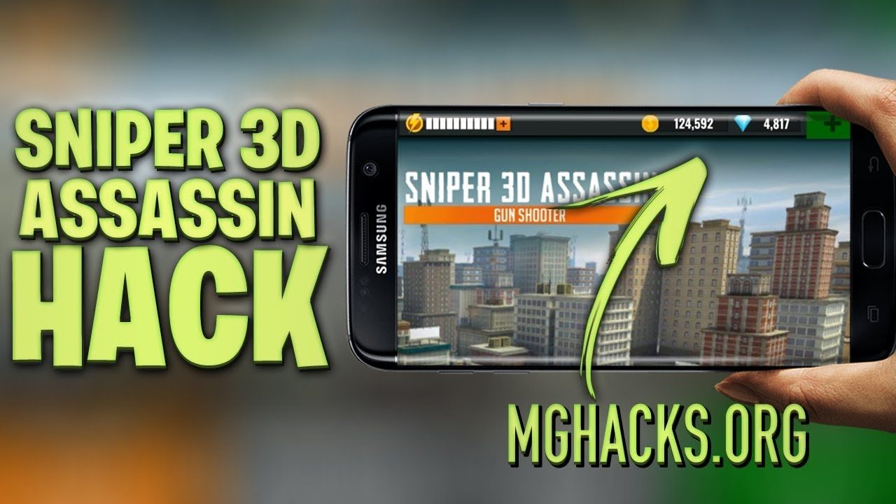 How To Hack Sniper 3d Assassin Https Mghacks Org Sniper 3d
