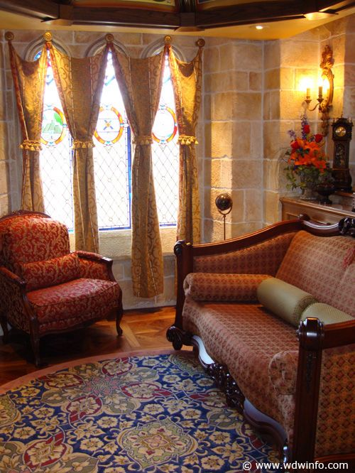 disney dream sofa bed kuka sectional leather cinderella castle suite at world custom designed