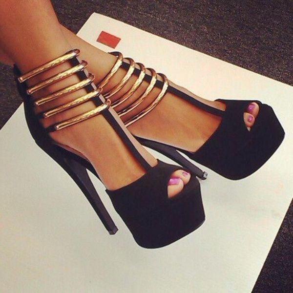 2747324b0ea0b2 Votre chaussures à talon haut en 60 photos ! | Shoes-Chaussures ...