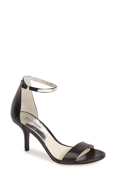 MICHAEL Michael Kors 'Jet Set 6 - Kristen' Ankle Strap Sandal (Women) available at #Nordstrom