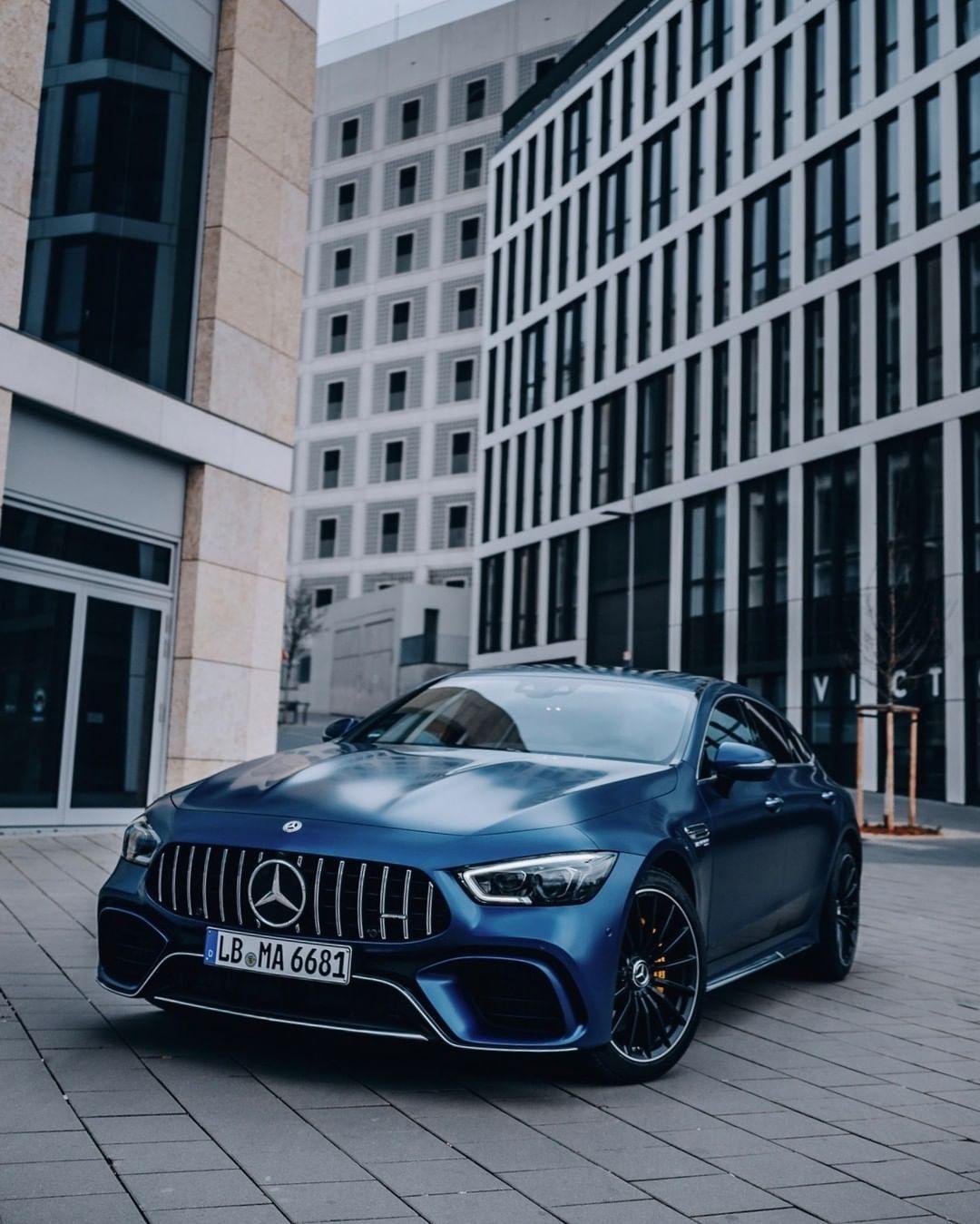 Mercedes Amg X290 Gt 63 S 4matic 4 Door Coupe Mercedes Amg Mercedes Car Mercedes Benz Models
