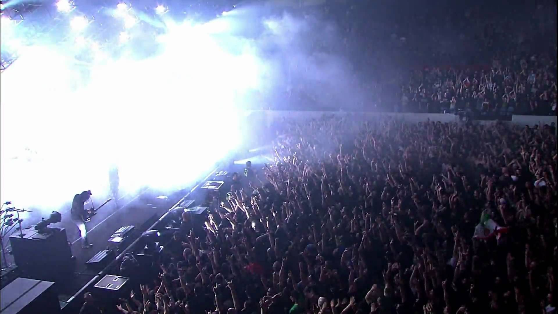 Nine Inch Nails - Head Like A Hole 1080p HD (from BYIT) (+playlist ...