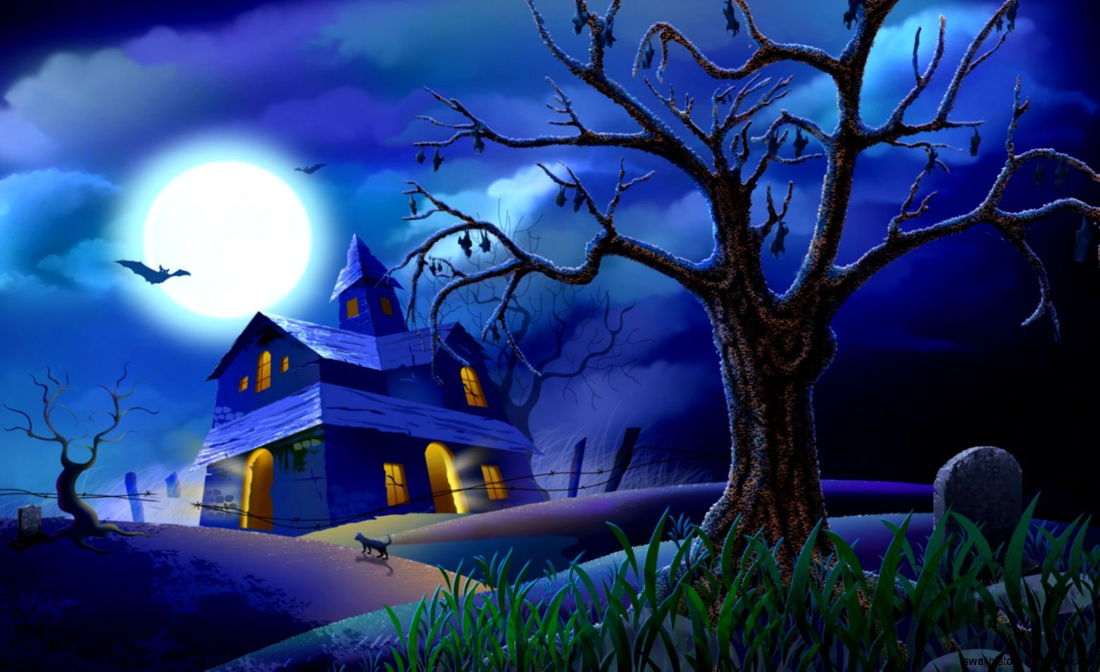 Wishing You A Happy Halloween Animated Gif Halloween Happy Halloween  Haunted House Halloween Pics
