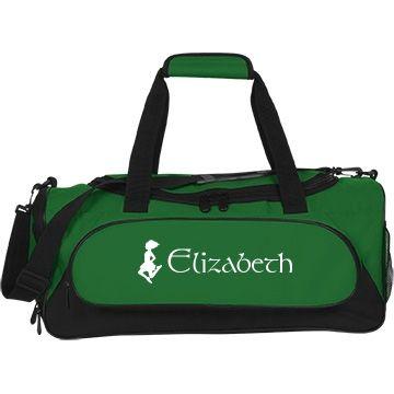 3f3d34e1ef1f Irish Dance Gear Bag | Geaux Feis! | Dance gear, Bags, Volleyball shirts
