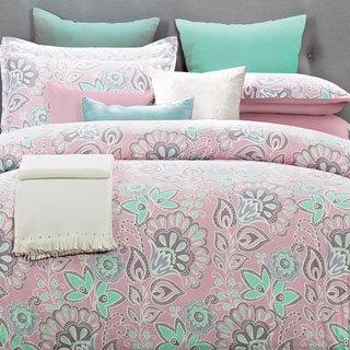 Everrouge flower power 8 piece comforter set flower power comforter sets for less mightylinksfo