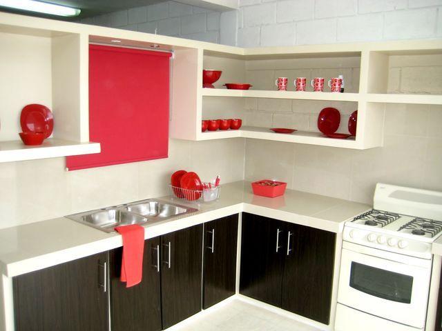 Cocina integral 3 venta e instalaci n de tablaroca y for Complementos cocina