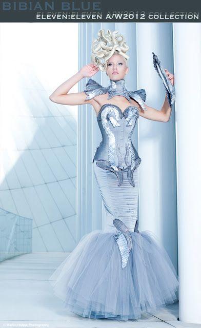 Bibian Blue - I'm pretty sure I need this dress.