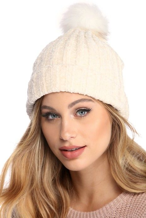 40465a1cdcada FINAL SALE - Cozy Days Chenille Beanie