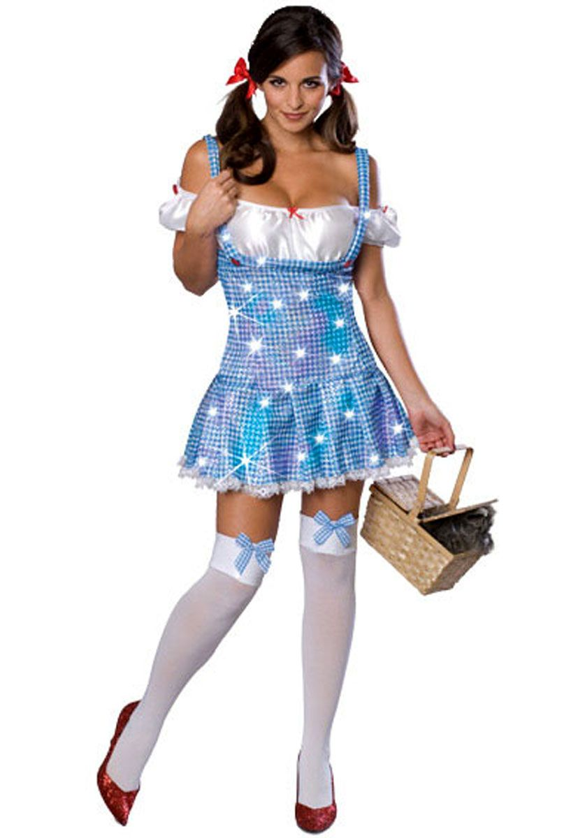 Sexy Dorothy Costume, Wizard Of Oz Fancy Dress | Rubies Sexy ...