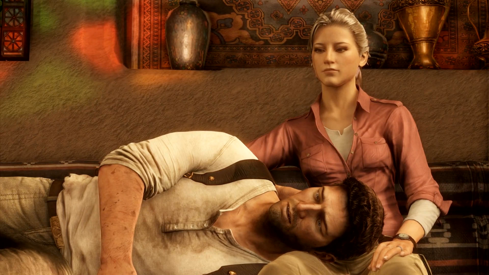 uncharted 3 | Uncharted 3: Drake's Deception Remastered review ... | Uncharted  drake, Uncharted, Uncharted game