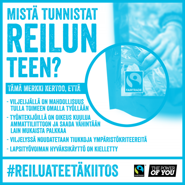 Reilu kauppa / reilukauppa.fi