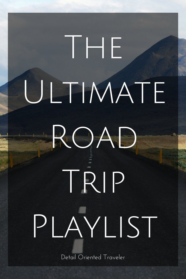 Rock Road Trip The Ultimate Collection: The Ultimate Road Trip Playlist