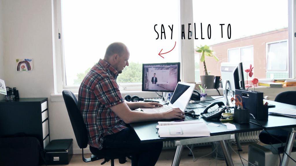 scrolly - Take a tour of KathArt Interactive – award winning digital design agency