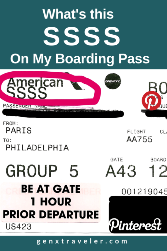 Almost Locked Up Abroad Or So I Thought What Ssss On Your Boarding