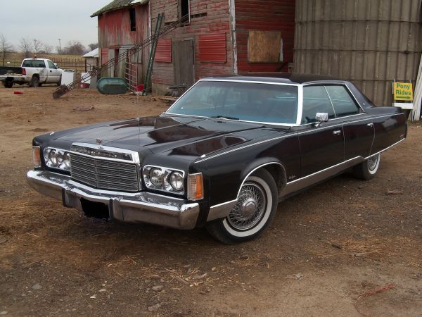 1974 Chrysler New Yorker 4 Door Hardtop With Images Chrysler
