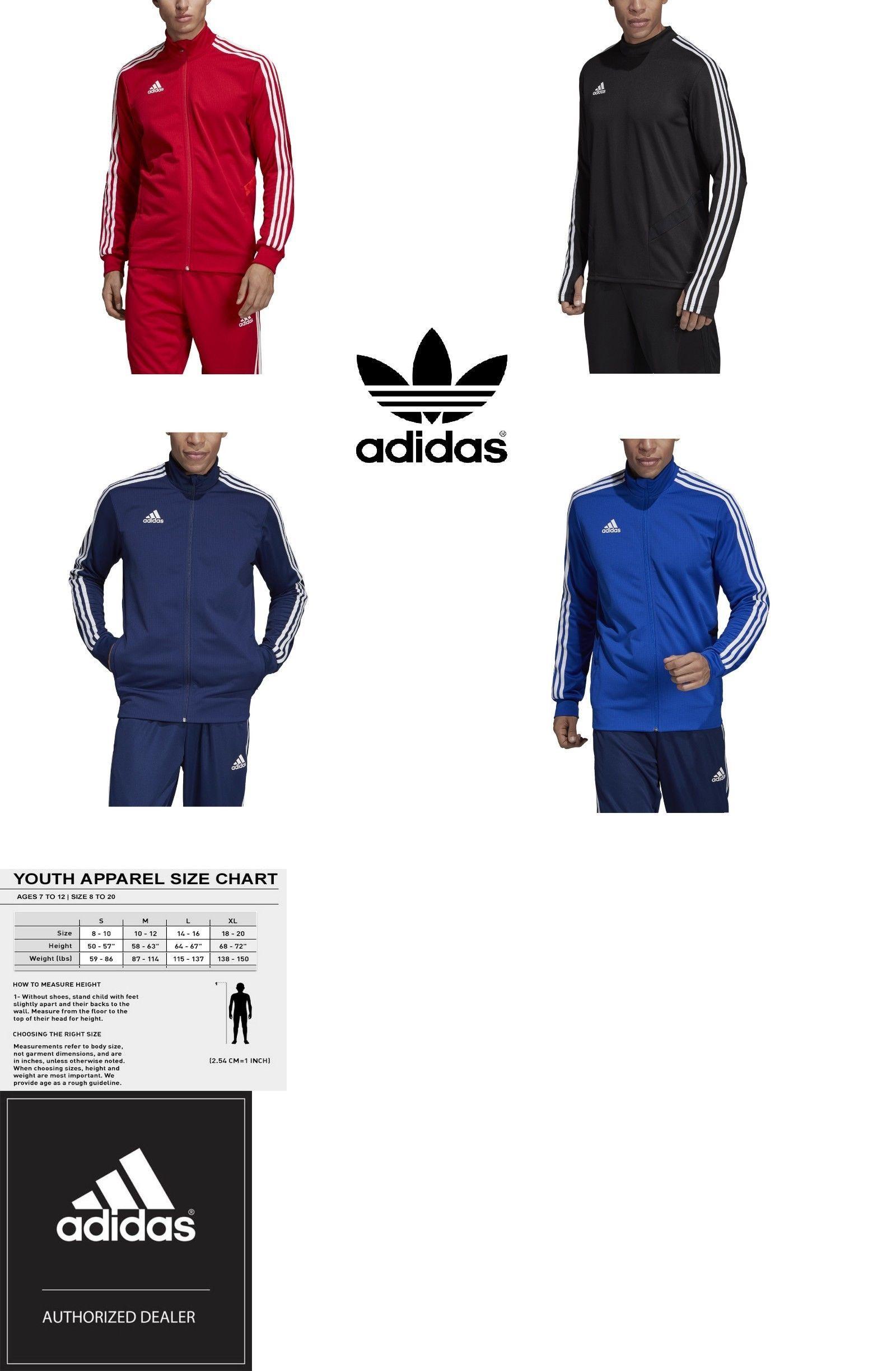 c605c44f9485 Other Unisex Clothing 155203: Adidas Kid S Youth Tiro 19 Track Suit Jacket  Combo Sweatpants And Coat -> BUY IT NOW ONLY: $34.99 on #eBay #other  #unisex ...