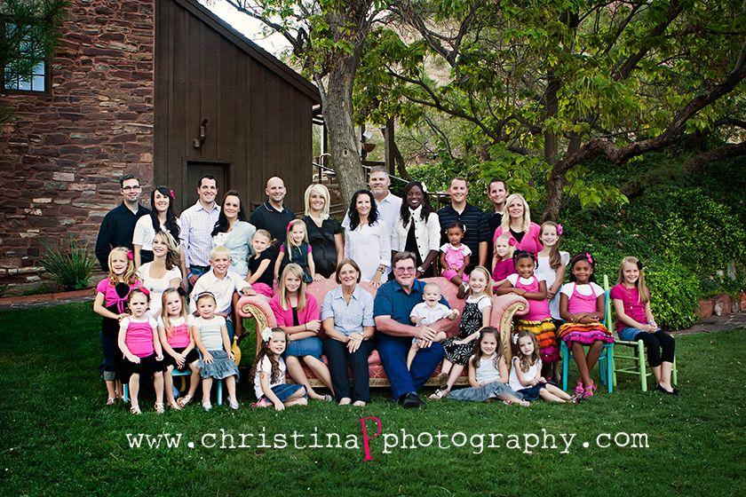 One Big Happy Family Big Family Photos Extended Family Photos